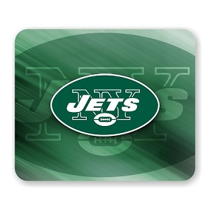 "New York Jets Mouse Pad 9.25"" X 7.75"""