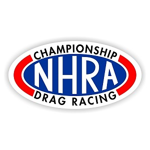 NHRA National Hot Rod Association Vinyl Die-Cut Decal / Sticker ** 4 Sizes **