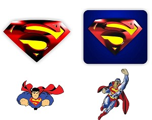 Superman Gift Package