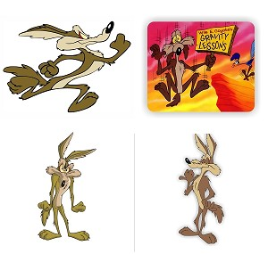Wile E Coyote Gift Package