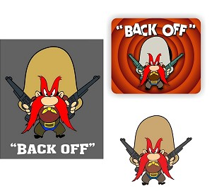 Yosemite Sam Gift Package!
